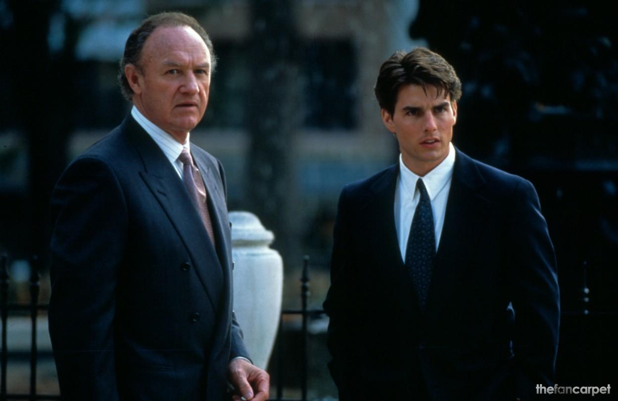 Gene Hackman,Tom Cruise
