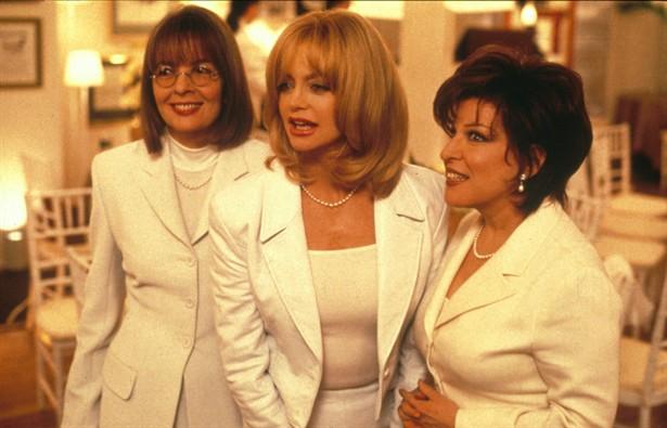 Bette Midler,Diane Keaton,Goldie Hawn