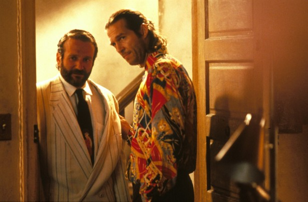 Jeff Bridges,Robin Williams
