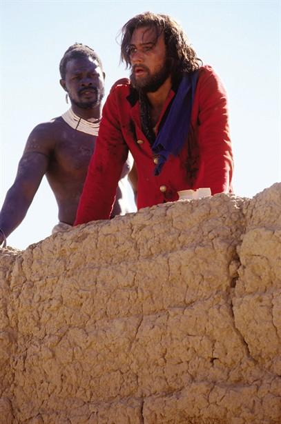 Djimon Hounsou,Heath Ledger