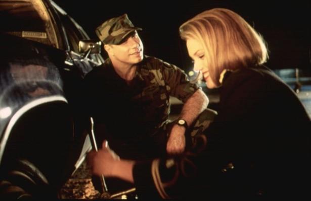 John Travolta,Leslie Stefanson