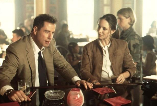 John Travolta,Madeleine Stowe