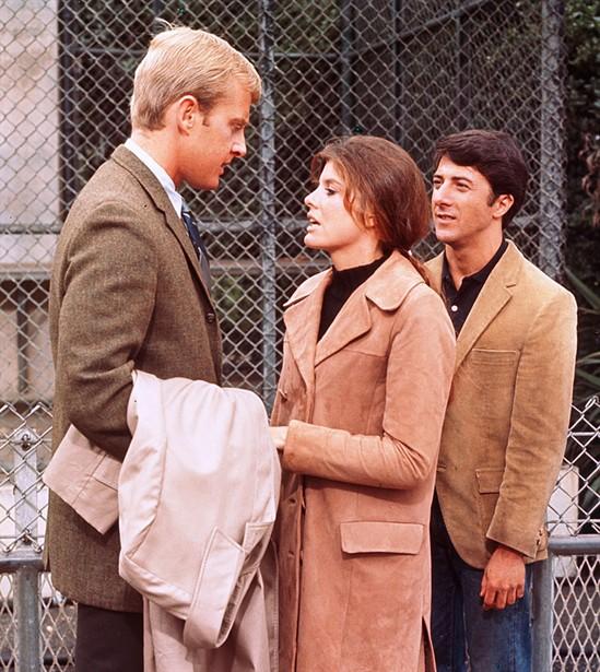 Dustin Hoffman,Katharine Ross