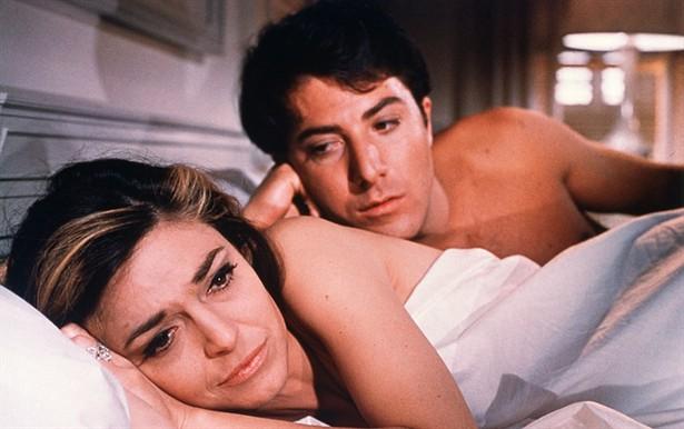 Anne Bancroft,Dustin Hoffman