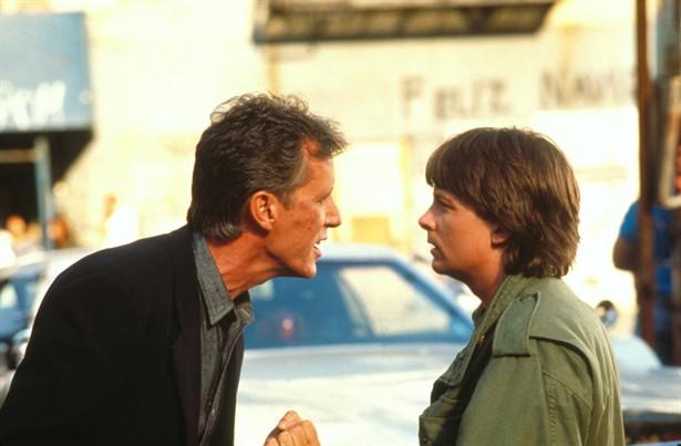 James Woods,Michael J. Fox