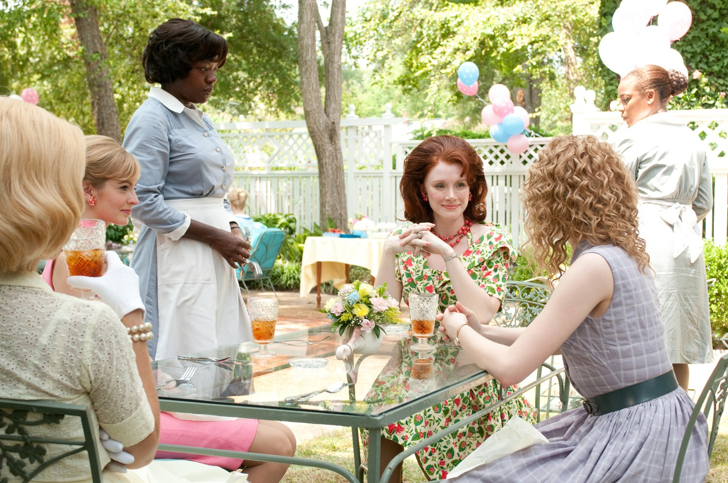 Bryce Dallas Howard,Emma Stone,Viola Davis