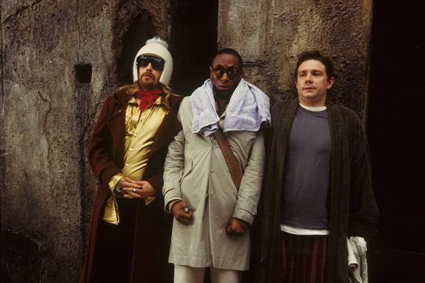 Martin Freeman,Mos Def,Sam Rockwell