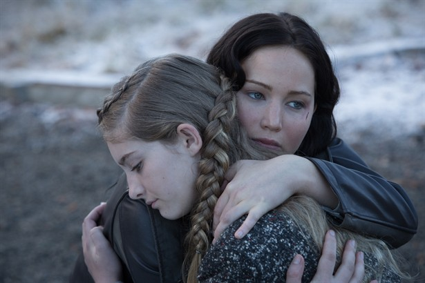 Jennifer Lawrence,Willow Shields