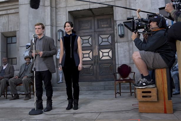 Jennifer Lawrence,Josh Hutcherson