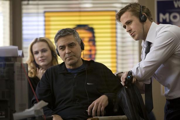 Evan Rachel Wood,George Clooney,Ryan Gosling