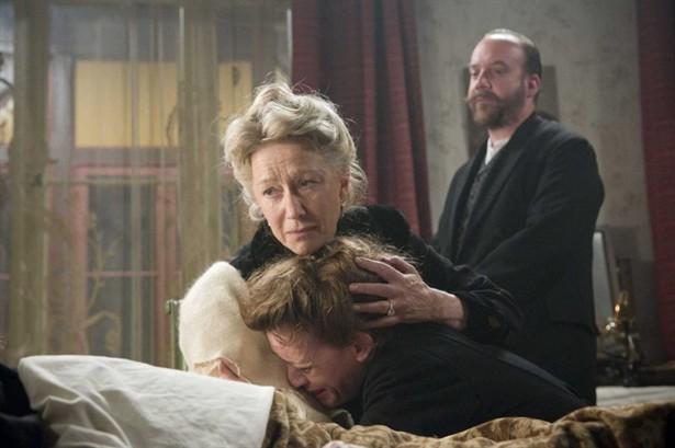 Anne-Marie Duff,Helen Mirren,Paul Giamatti