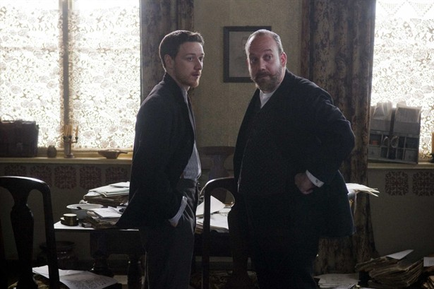 James McAvoy,Paul Giamatti