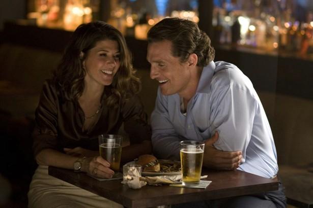Marisa Tomei,Matthew McConaughey