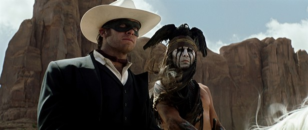 Armie Hammer,Johnny Depp