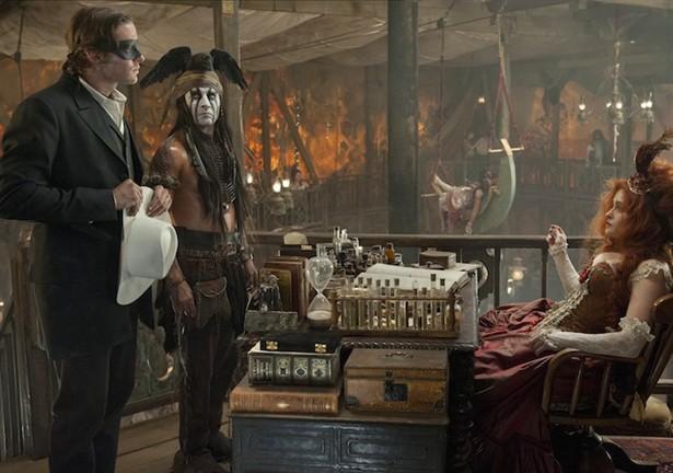 Helena Bonham Carter,Johnny Depp