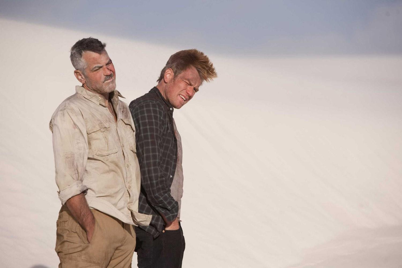 Ewan McGregor,George Clooney