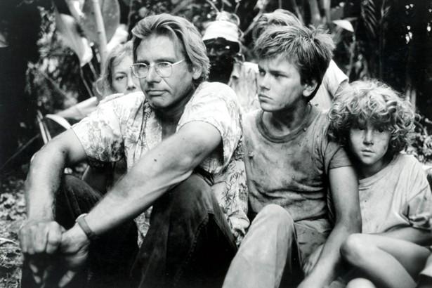 Harrison Ford,River Phoenix