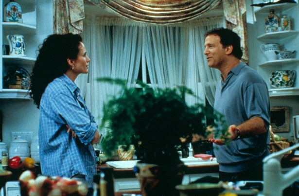 Albert Brooks,Andie MacDowell