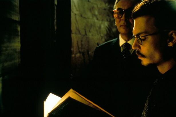 Frank Langella,Johnny Depp
