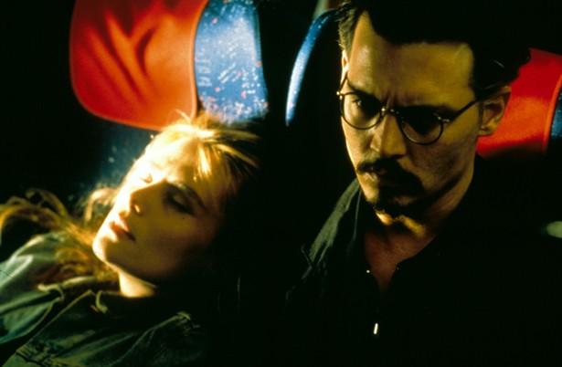 Emmanuelle Seigner,Johnny Depp