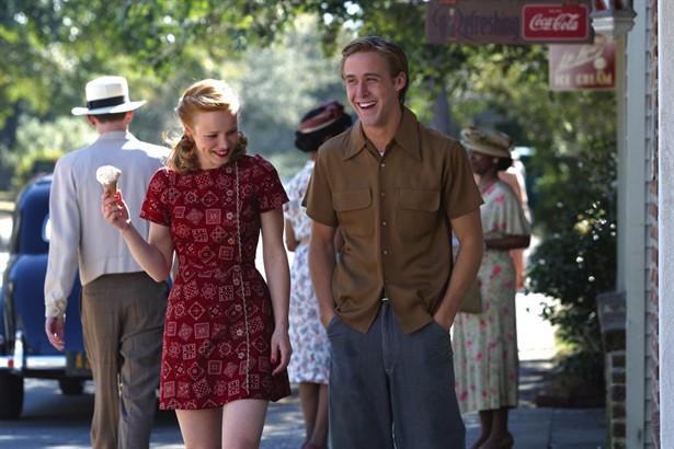Rachel McAdams,Ryan Gosling