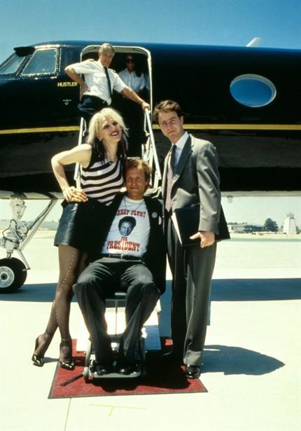 Courtney Love,Edward Norton,Woody Harrelson