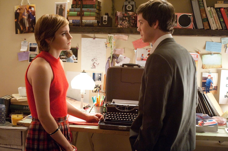 Emma Watson,Logan Lerman