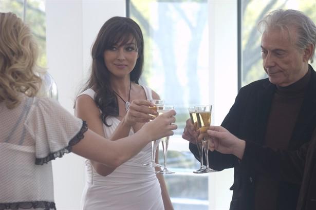 Alan Arkin,Monica Bellucci