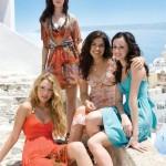 Alexis Bledel,Amber Tamblyn,America Ferrera,Blake Lively
