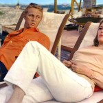Faye Dunaway,Steve McQueen