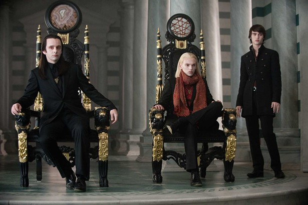 Cameron Bright,Jamie Campbell Bower,Michael Sheen