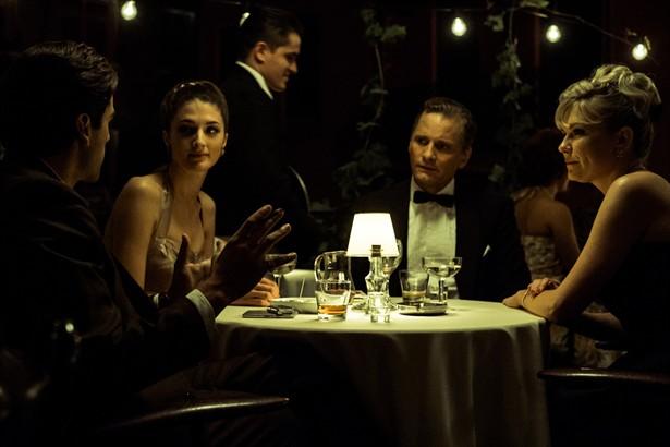 Daisy Bevan,Kirsten Dunst,Oscar Isaac,Viggo Mortensen
