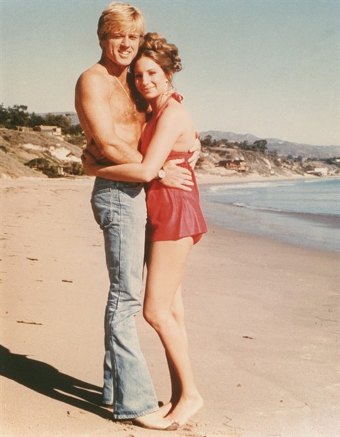 Barbra Streisand,Robert Redford