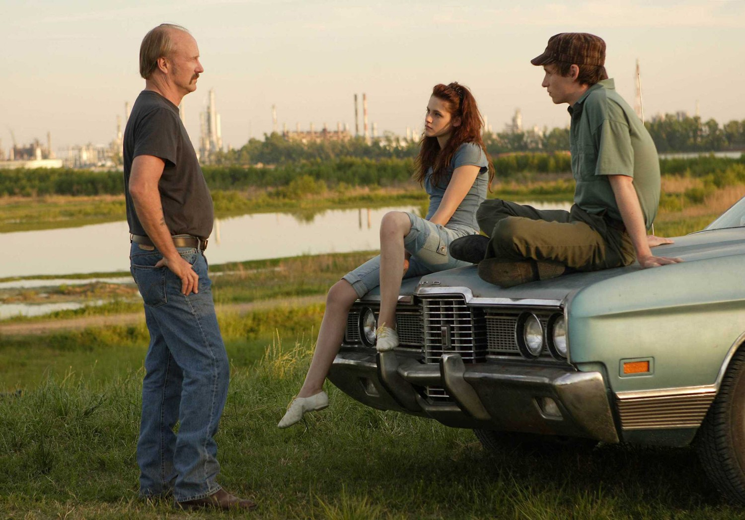 Eddie Redmayne,Kristen Stewart,William Hurt