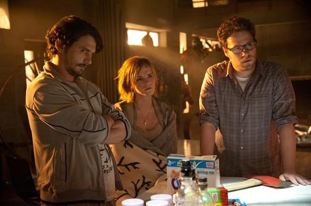 Emma Watson,James Franco,Seth Rogen