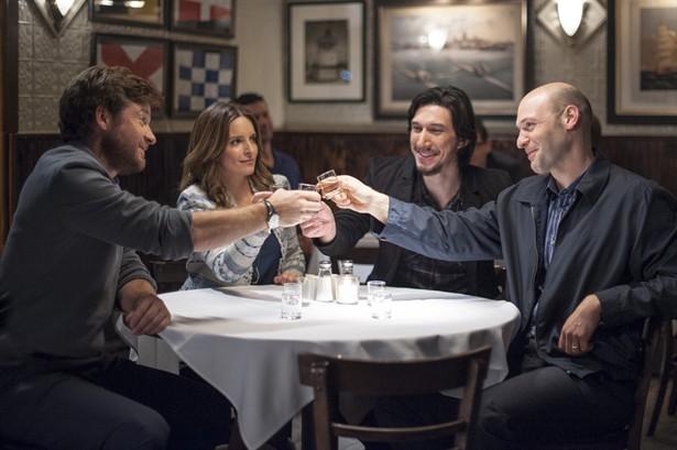 Adam Driver,Jason Bateman,Tina Fey