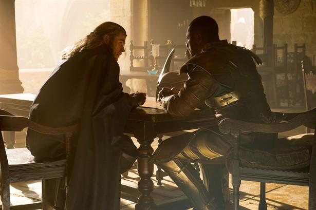 Chris Hemsworth,Idris Elba