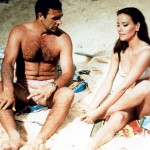 Claudine Auger,Sean Connery