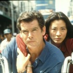 Michelle Yeoh,Pierce Brosnan