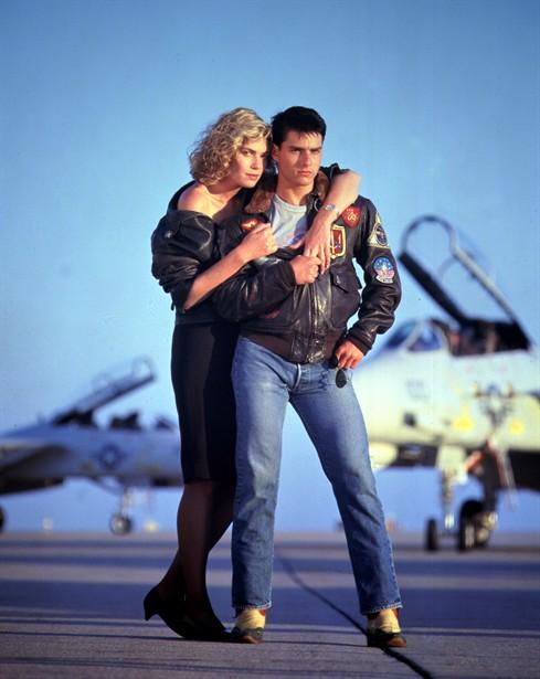 Kelly McGillis,Tom Cruise