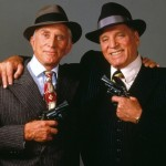 Burt Lancaster,Kirk Douglas