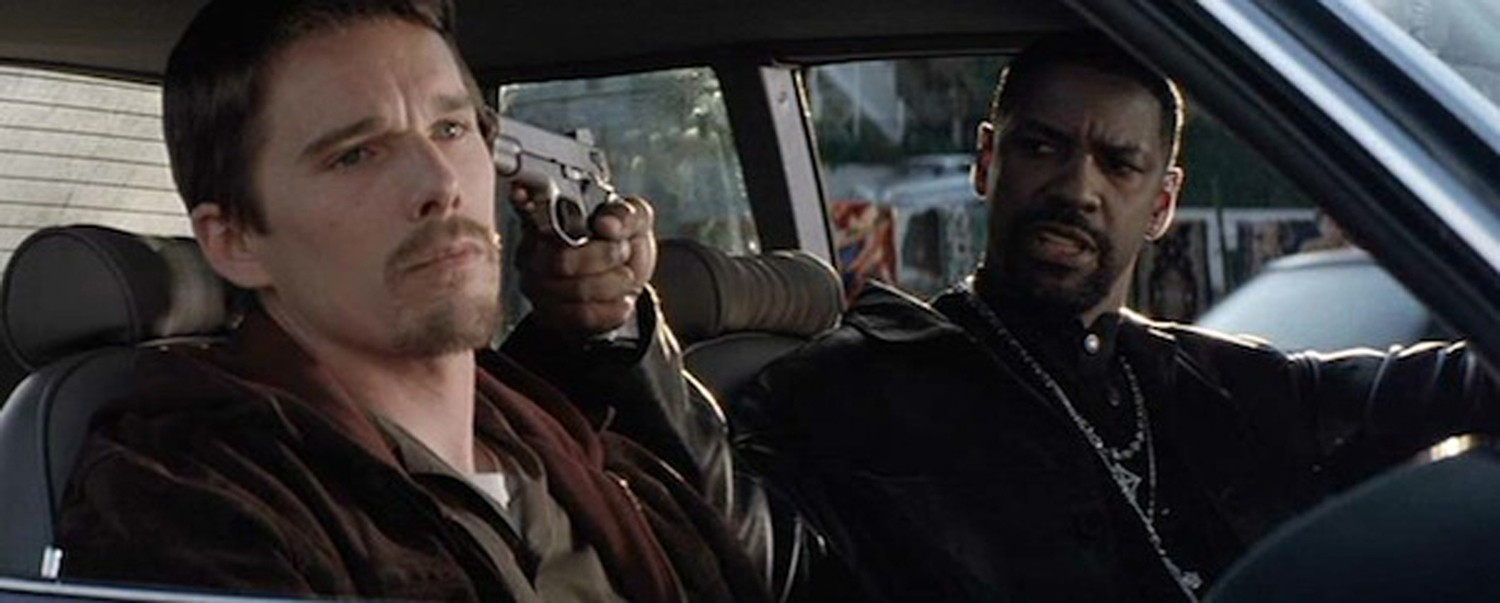 Denzel Washington,Ethan Hawke