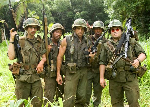 Ben Stiller,Brandon T Jackson,Jack Black,Jay Baruchel,Robert Downey Jr.