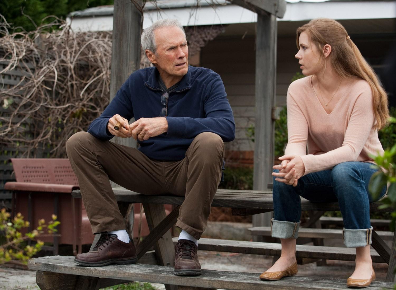 Amy Adams,Clint Eastwood