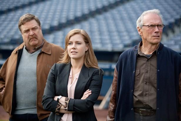 Amy Adams,Clint Eastwood,John Goodman