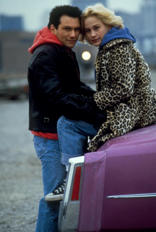 Christian Slater,Patricia Arquette