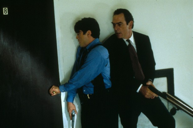 Robert Downey Jr.,Tommy Lee Jones