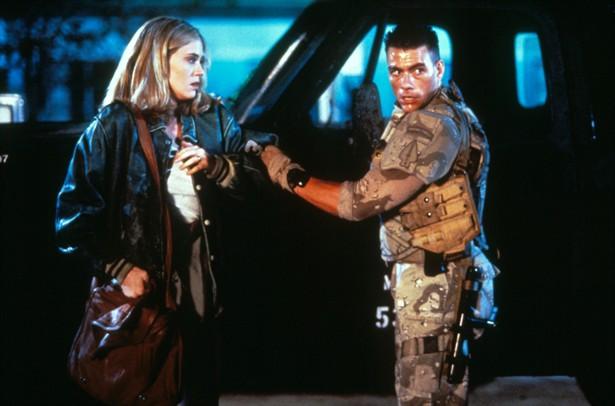 Ally Walker,Jean-Claude Van Damme