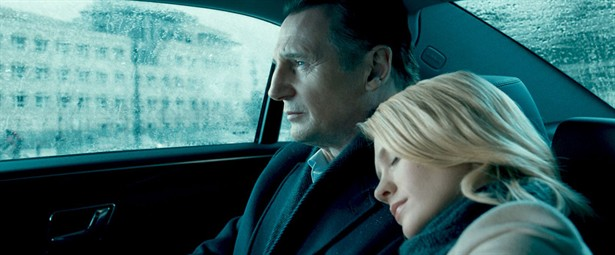 January Jones,Liam Neeson