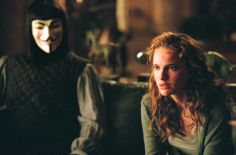 Hugo Weaving,Natalie Portman